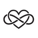 Infinity heart sml